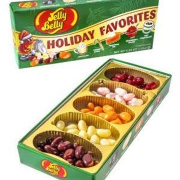Jelly Belly Holiday Favorites Jelly Beans Gift Box