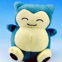 Snorlax Plush Pokemon / Pocket Monster PKM Cute