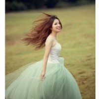New Hot Princess Fairy Style 5 layers Tulle Dress Bouffant Skirt 5 Colors nz041