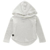 Ralph Lauren Childrenswear Little Girls 2T-6X Hooded Long-Sleeve Pullover | Dillards
