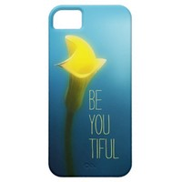 Inspirational quote iPhone5 case Be You Beautiful