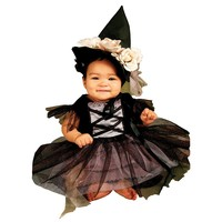 Lace Witch Costume - Baby/Toddler (Blue)