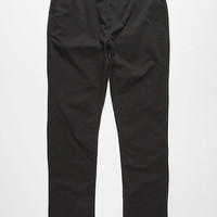Hurley Dri-Fit Mens Chino Pants Black  In Sizes