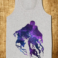 Expecto Patronum 3 for Tank Top Mens and Tank Top Girls