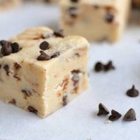 Cannoli Cream Chip Fudge One Pound (1 lb) 16 oz Yummy Creamy Gourmet Fudge