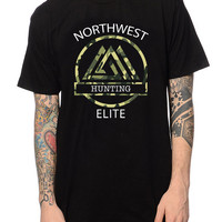 Men's Hunting Shirt - Northwest Elite - Hunter's Gift - Father's Day - Deer Hunting - Elk Hunting - Pacific Northwest - Camo - Duck Hunting
