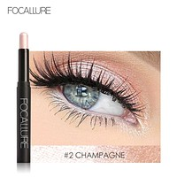 12 Colors Eyeshadow Sticker Cosmetics Eye Shadow Pencil Highlighter Shimmer Eyes Makeup Eye Shadow Eye Liner