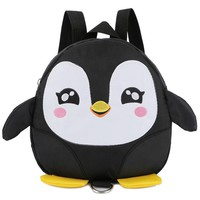 Toddler Backpack class Cartoon Penguin anti-lost s Kindergarten Children School bags kids backpack Satchel For Boy And Girls Mochila AT_50_3