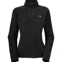 The North Face Women's Pink Ribbon TKA ¼ Zip