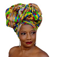GAMBIA African Headwrap