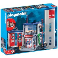 Playmobil Fire Station - 4819