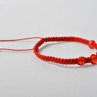 Handmade string bracelet braided thread bracelet friendship bracelet designs