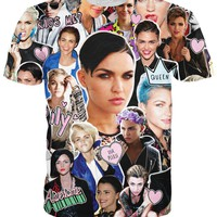 Ruby Rose Paparazzi T-Shirt