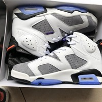 "Air Jordan 6 Retro ""Dark Concord"""