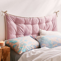 Convertible Corduroy Headboard Pillow | Urban Outfitters