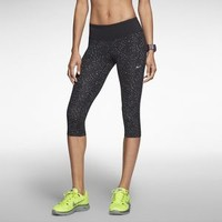 The Nike Epic Lux Printed Women's Running Capris.