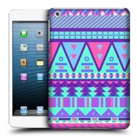 Head Case Designs Sugar-coated Aztec Candy Tribal Protective Snap-on Hard Back Case Cover for Apple iPad mini