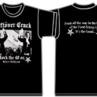 Leftover Crack - Rock The 40 Oz. (Black) @ Interpunk.com - The Ultimate Punk Music Store