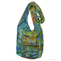 Patchwork Tapestry  Bag