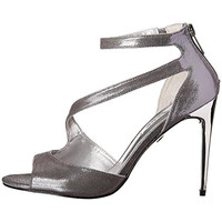 Nina Womens McKenna Heel Ankle Strap Dress Sandals