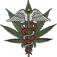 Medical Marijuana Patch on Sale for $4.99 at HippieShop.com