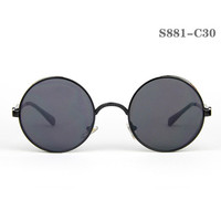 Retro Style Men Sunglasses #QB-S881-C30