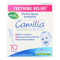 Boiron - Camilia - Teething Relief - 10 Doses