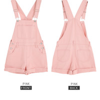 jumpsuit 2016 harajuku summer overalls korean Institute of wind cultivating wild denim overalls for women sweet women jumpsuit-in Jumpsuits & Rompers from Women's Clothing & Accessories on Aliexpress.com | Alibaba Group