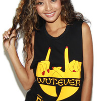 HLZBLZ Whatever Forever Muscle Tank