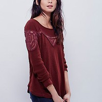 Free People Womens Day Dream Tee