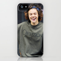 Harry Styles BBC iPhone & iPod Case by Amara V | Society6