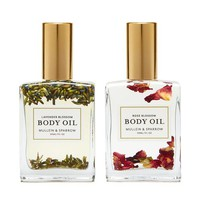 Blossom Body Oil Set