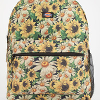 Dickies Flower Power Backpack Yellow One Size For Women 26661760001