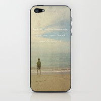 homesick iPhone & iPod Skin by Steffi Louis-findsFUNDSTUECKE | Society6