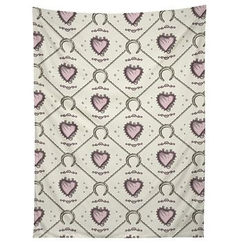 Belle13 Lucky Love Web 1 Tapestry