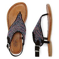 Stevies® Meddle Girls Sparkle Sandals