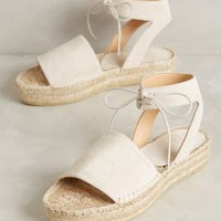 Andre Assous Samantha Espadrilles in Nude Size: