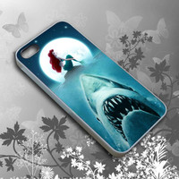 Ariel Shark Jaws Cell Phone, iPhone 4/4s/5/5s/5c case cover, iPod 4/5 case cover, Samsung Galaxy S4/S5 case cover