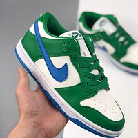 Nike SB Dunk Low low-top classic all-match casual sports shoes