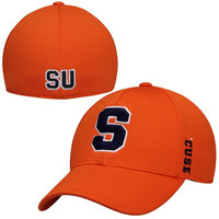 Syracuse Orange Top of the World Booster Memory Fit Flex Hat - Blue
