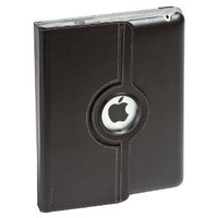 Targus Versavu Rotating Keyboard Case and Stand for iPad 2, 3, and 4, Black (THZ17101US)