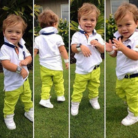 Kids Boys Girls Baby Clothing Products For Children = 4446035012
