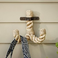 ROPE POOL STORAGE HOOK