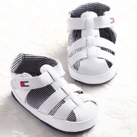 Summer Baby Shoes Sole Infant Boys Shoes PU Leather Newborn Boys Shoes First Walkers 0-18 Months