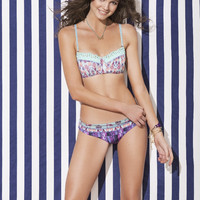 Pineapple Stakes Maaji Swimsuit Set