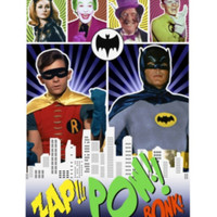 DC Comics Batman '66 Poster