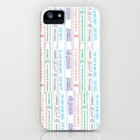 Tfios, Looking for Alaska, An Abundance of Katherines, Paper Towns, Will Grayson Will Grayson iPhone & iPod Case by Anthony Londer | Society6