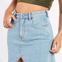 Repair Mini Skirt - Oli Stone