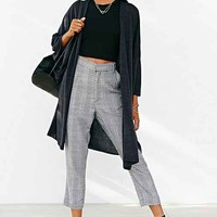 Silence + Noise Clean Lines Cardigan Sweater-