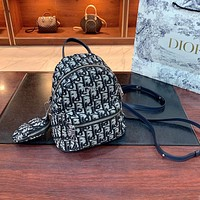 Dior Fashion Presbyopia Shoulder Mini School Bag